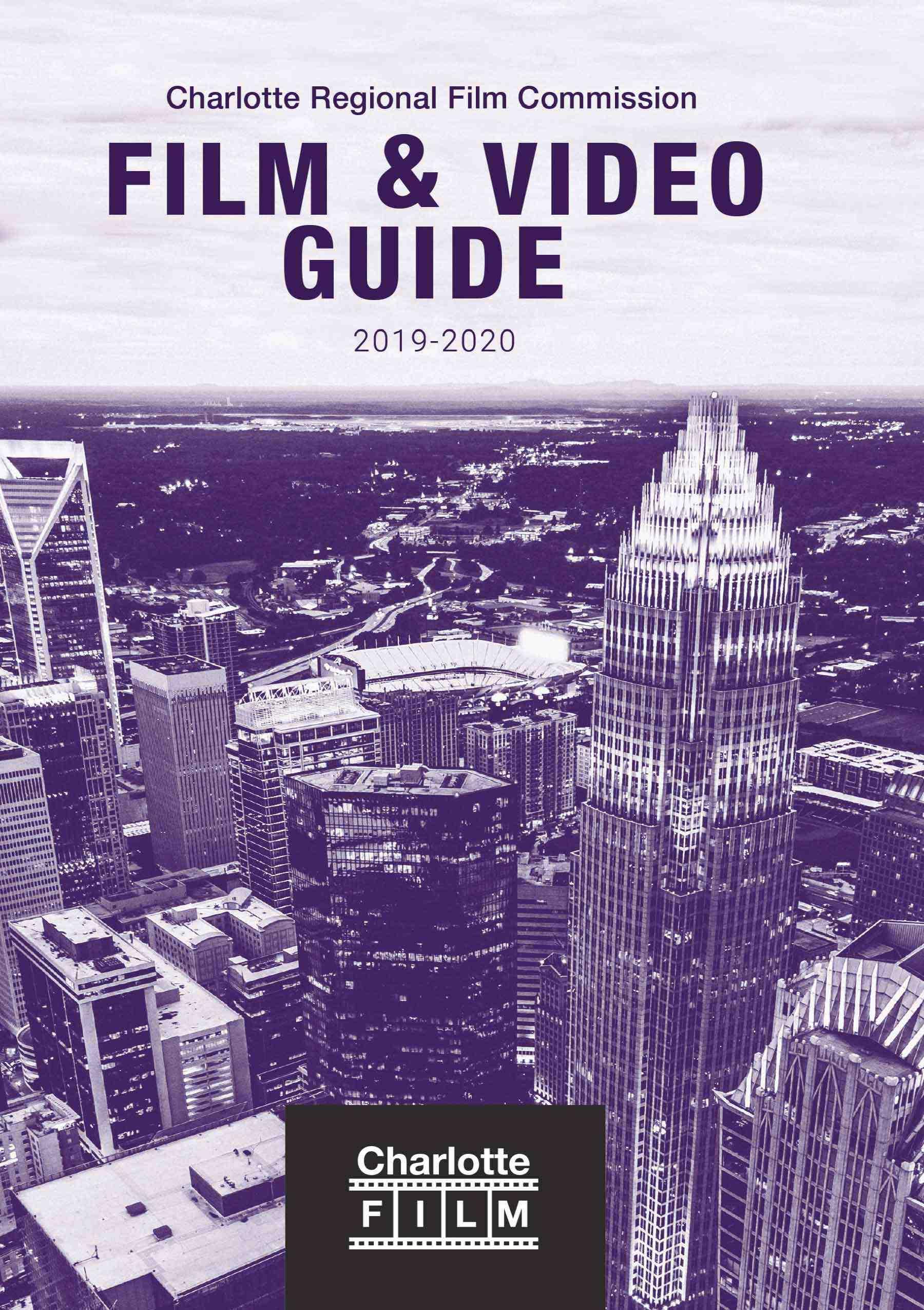 Charlotte Regional Film Guide
