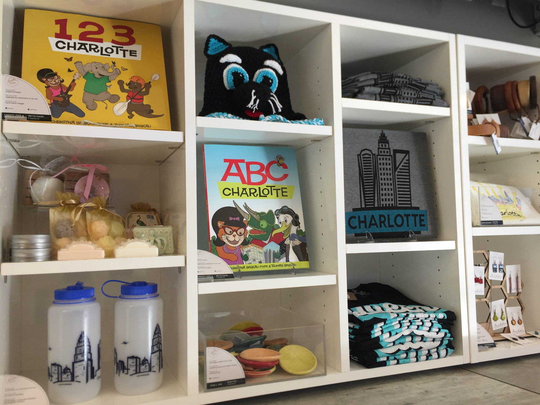 The Visitor Info Center Is The Go To Spot For Locally Made And Charlotte Centric  Retail Offerings And Gifts. Both The Uptown And Charlotte Convention Center  ...