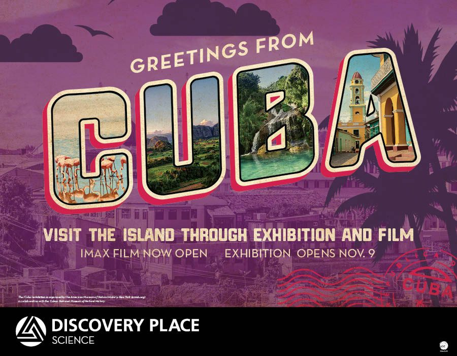 Discovery Place Cuba