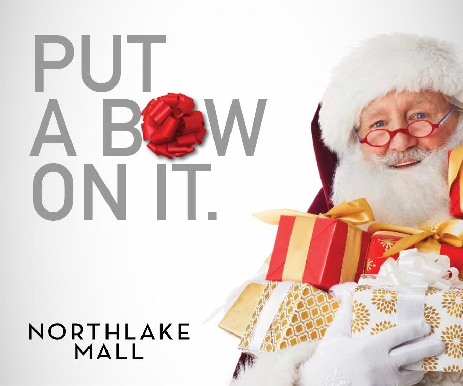 Northlake Mall - Put a Bow on It