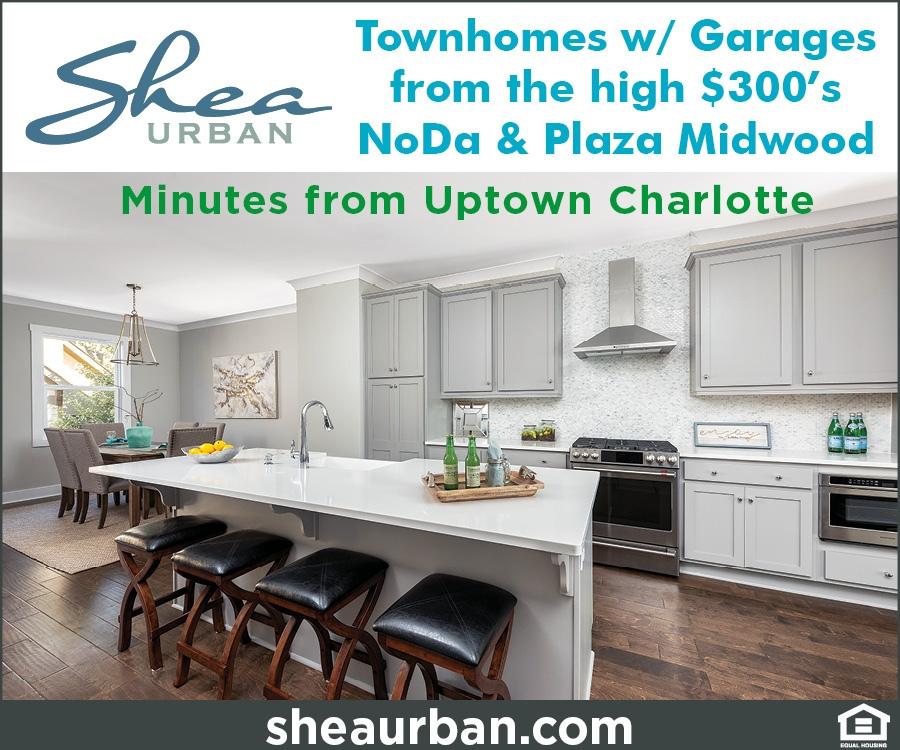 Shea Homes NoDa and Plaza Midwood