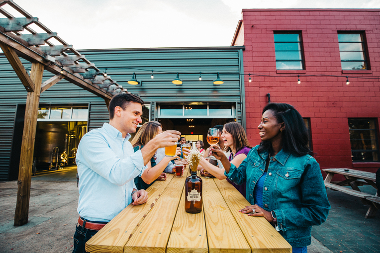 Breweries Open Christmas Day Charlotte 2021 Charlotte Breweries Beer Bucket List Charlotte S Got A Lot