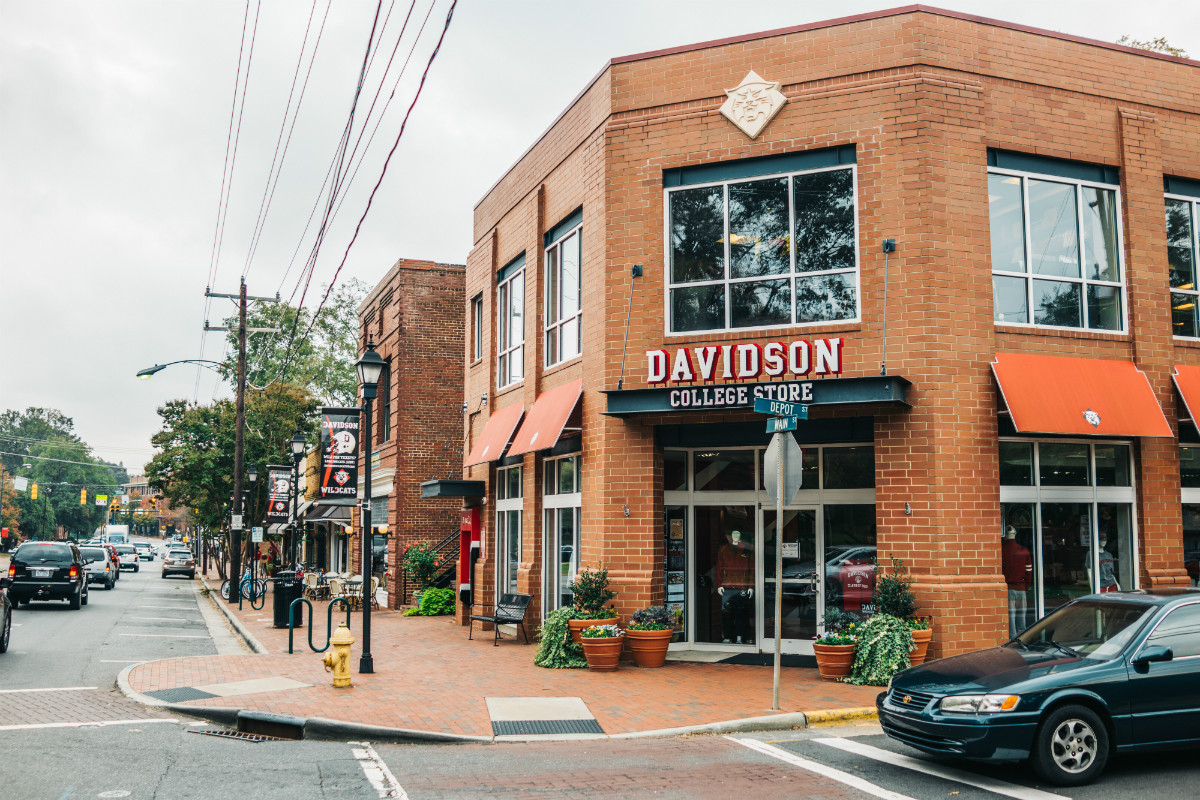 Things To Do See In Davidson Nc Charlotte S Got A Lot