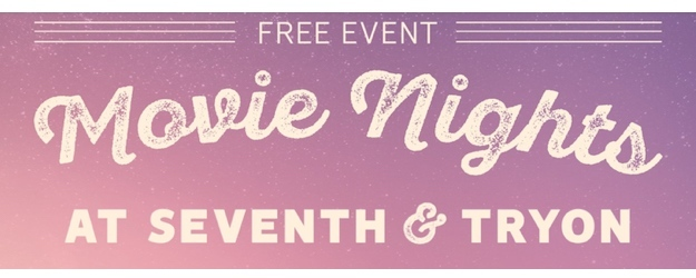 Movie Nights At Seventh & Tryon Schedule - Jumanji