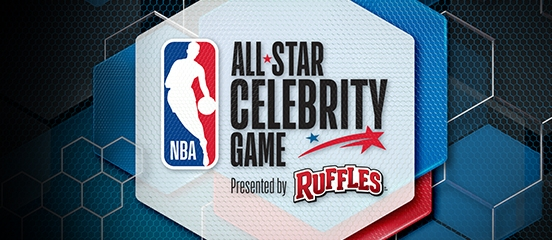 NBA All-Star Celebrity Game presented by Ruffles
