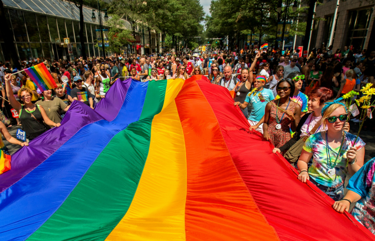 Gay event events in Charlotte