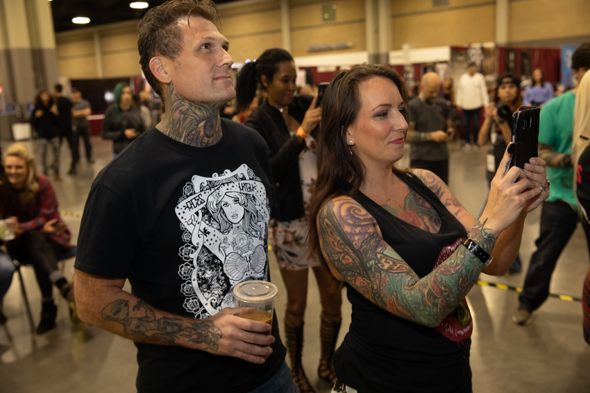 2nd Annual Queen City Tattoo & Arts Festival