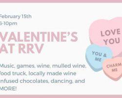 Valentine's Day at RRV
