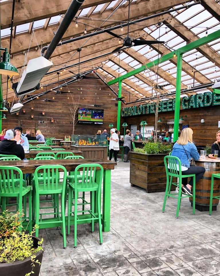 Charlotte Beer Garden