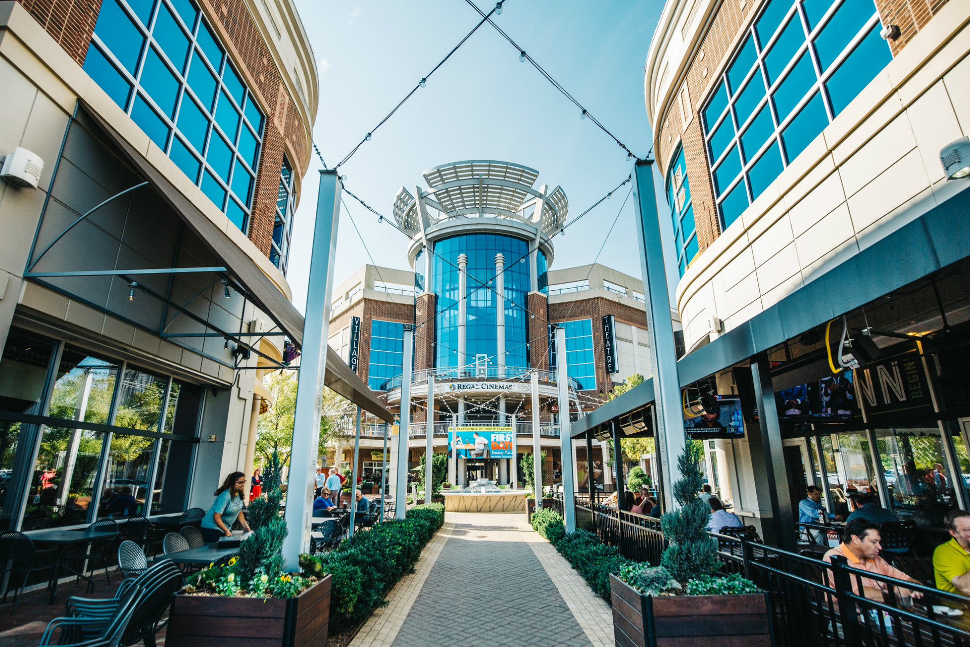 Where to shop and eat in Charlotte