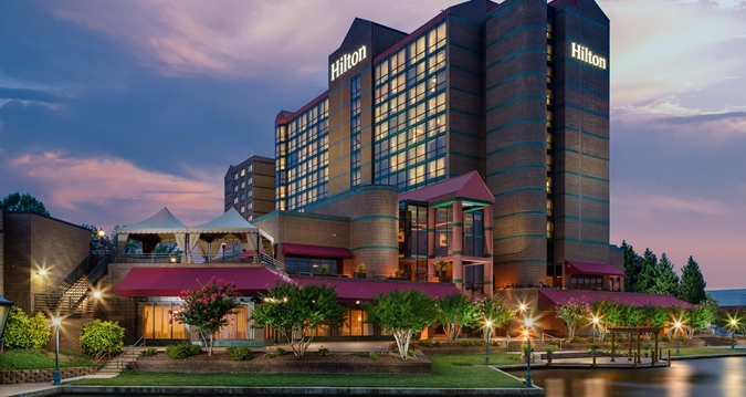 Hilton Hotel Charlotte Nc