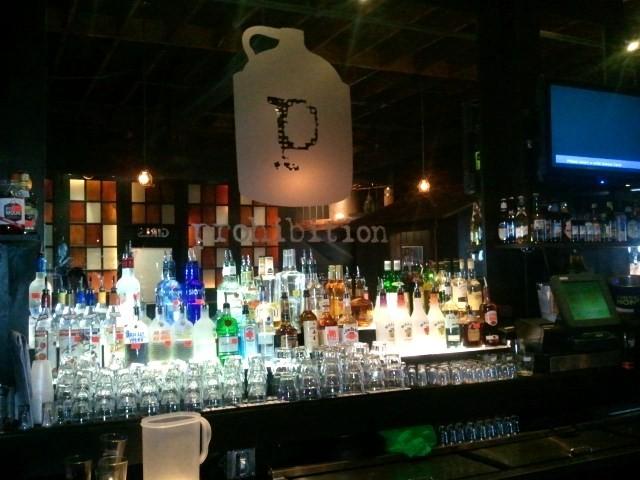 Prohibition bar charlotte nc