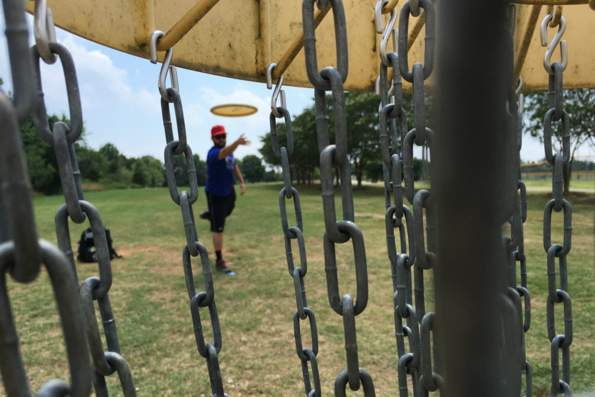 b31a1d73f Disc Golf Courses & Places to Play Disc Golf in Charlotte, NC