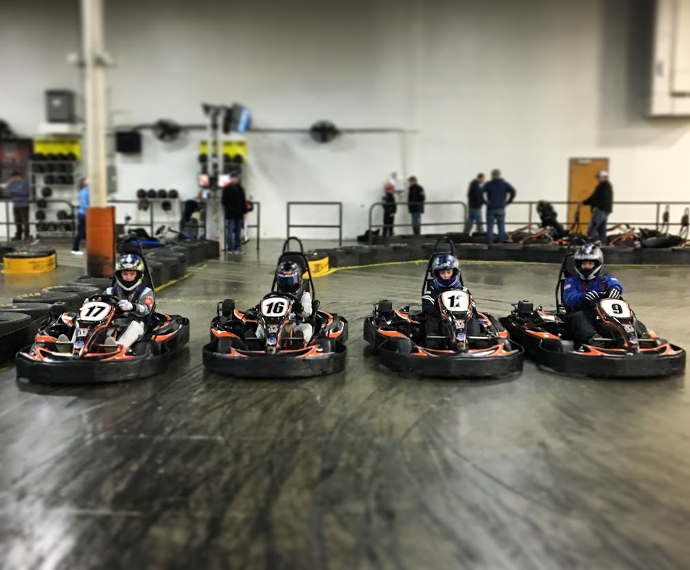Victory Lane Indoor Karting | Charlottes Got A Lot