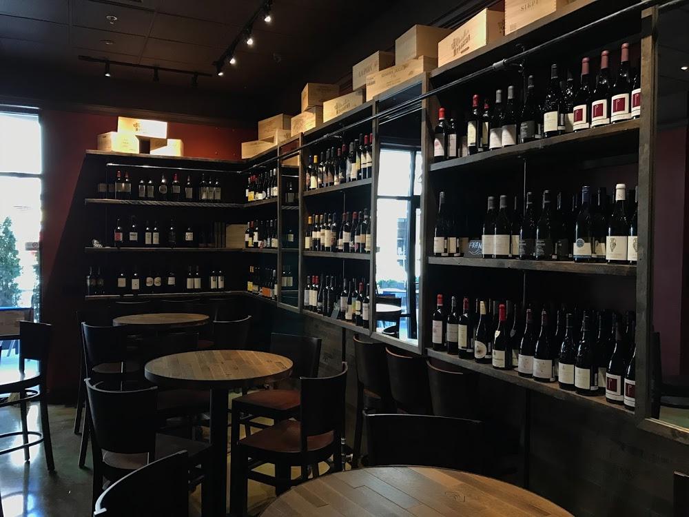 The Cellar at Corkbuzz & The Cellar at Corkbuzz | Charlottes Got A Lot