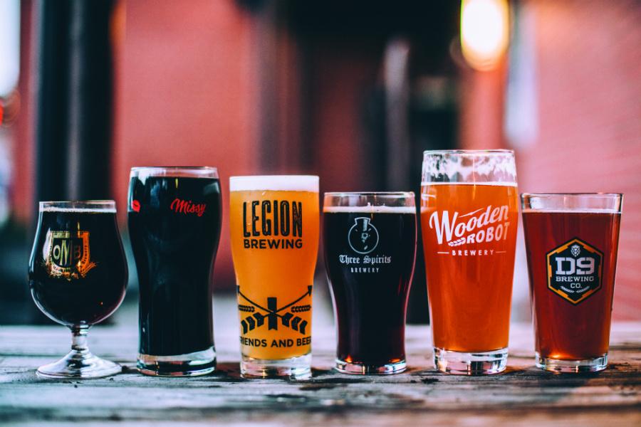 6 Popular Charlotte Craft Beers Charlotte Breweries