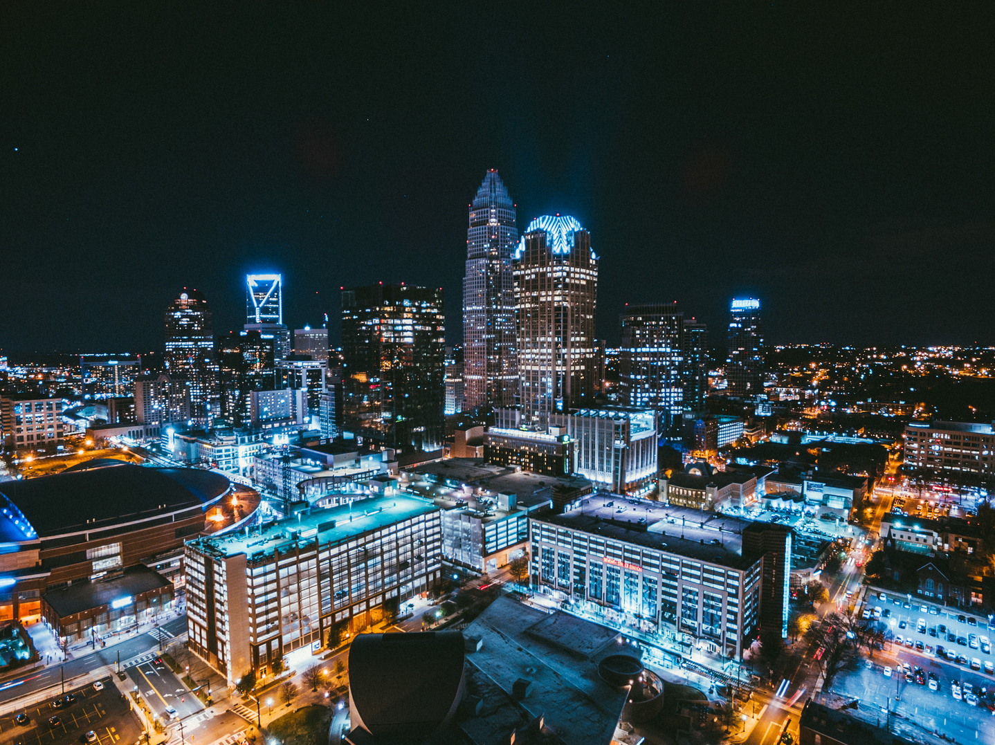 Image result for uptown charlotte